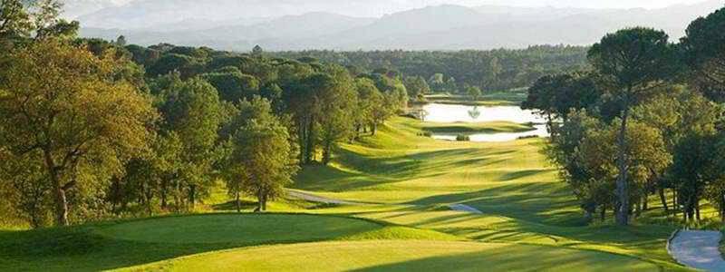 Actividades en la casa rural Costa Brava - Golf PGA Caldes de Malavella