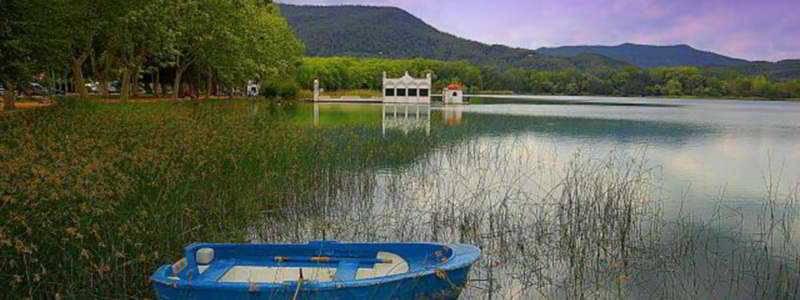 Actividades en la casa rural Costa Brava - Lago de Banyoles