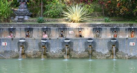 Heetwaterbronnen Air Panas Banjar