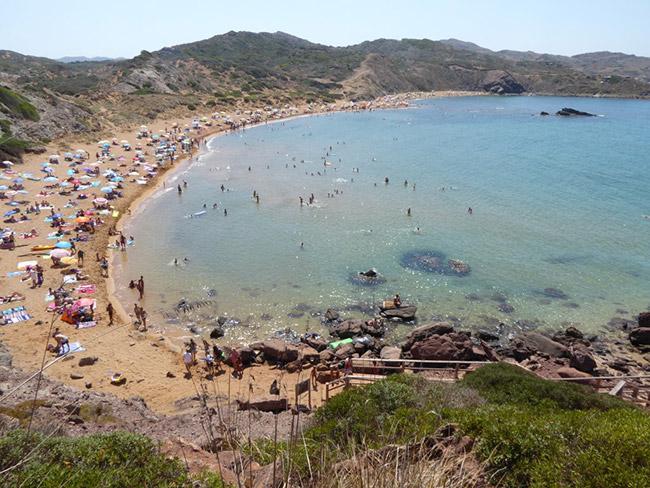 Beach Cavalleria - Villas Etnia