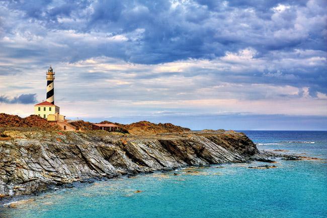 Faro Favàritx - Villas Etnia