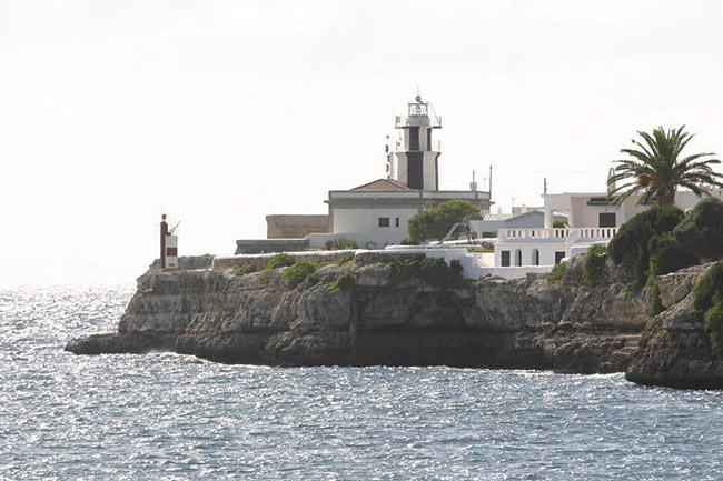 Lighthouse Sa Farola - Villas Etnia