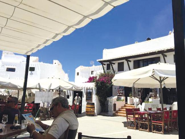 Restaurant Pescadito Binibeca - Villas Etnia