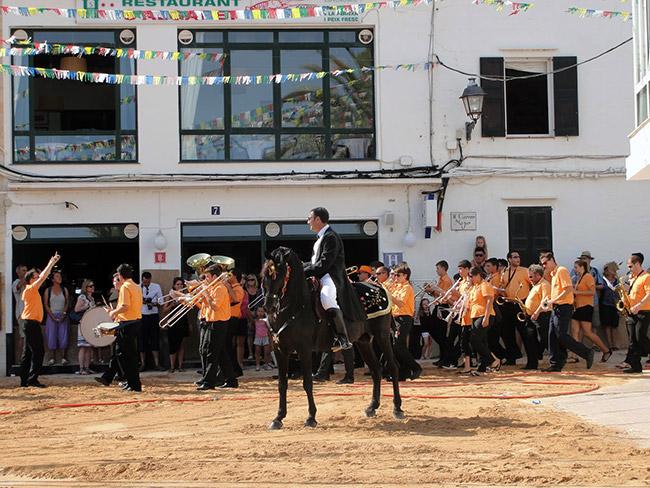 Fiesta Sant Antoni Menorca - Villas Etnia