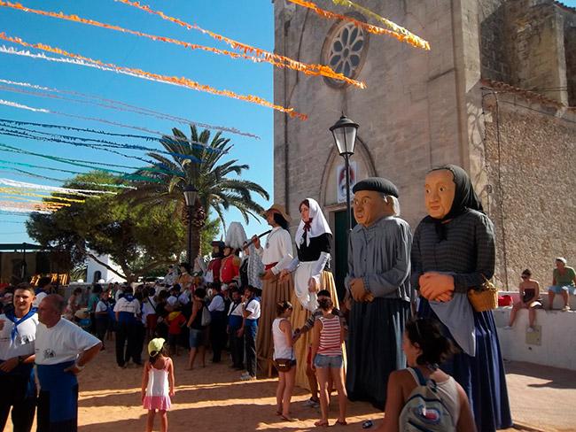 Party Sant Gaietà Menorca - Villas Etnia