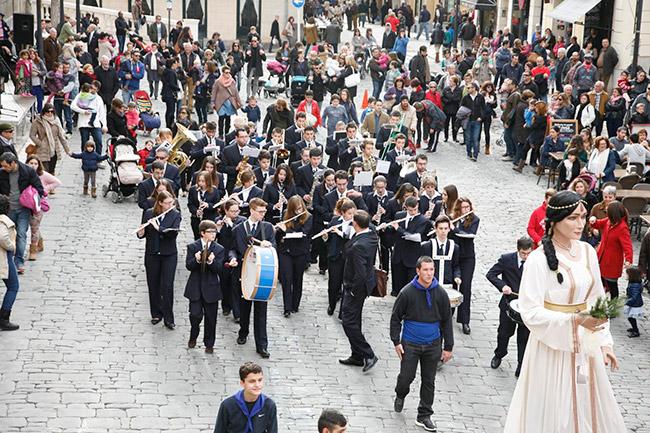 Party Sant Lluís Menorca - Villas Etnia