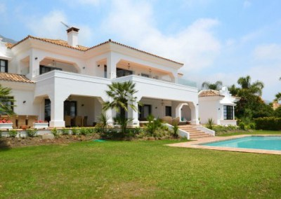 Sierra Blanca Luxury Villa for Sale