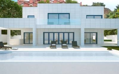 Brand New Villa for Sale Benahavis – 3,850,000 euros