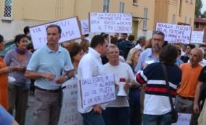 """Il Comitato di Villa Spada smentisce Alemanno: """"Nessun miglioramento"""""""