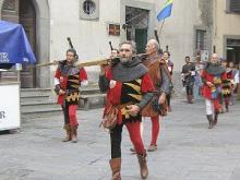 Tiro con arco Lucca
