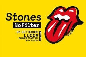 Concerto Rollling Stone Lucca settembre 2017