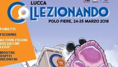 Collezionando 2018 Lucca