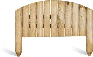 bordure a planter arc ep 25