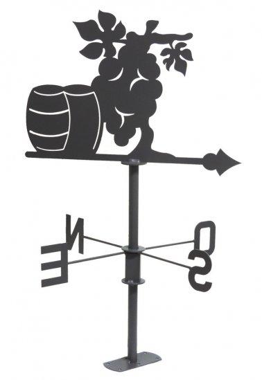 girouette vigne ardoise jardinerie