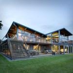 Villazeon Prefab Prefabricated Steel Luxury Wooden Homes Design In Mumbai India