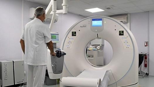 Le scanner d'Agde se modernise