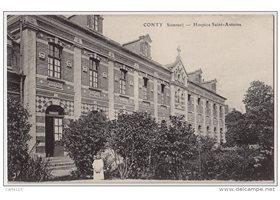 Conty - L'Hospice
