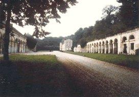 Le château de Wailly