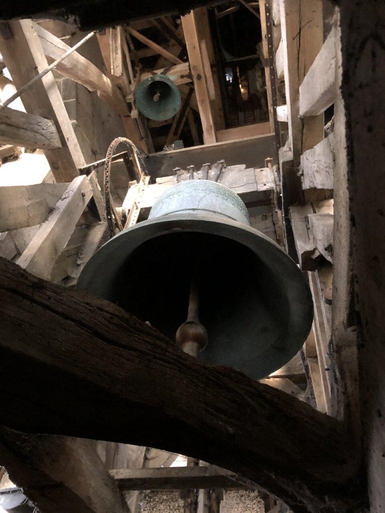 Les cloches de Saint Antoine
