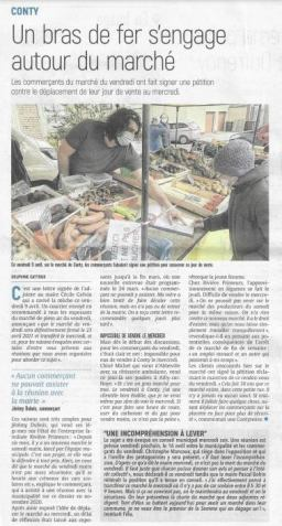Article du Courrier Picard du 12 avril 2021