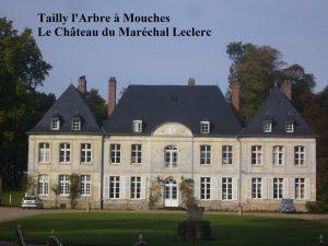 Le château du Maréchal Leclerc