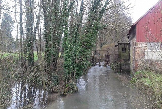 Ancien Moulin de Luzières