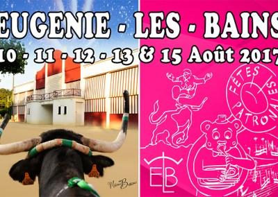 du 10 au 15 août – Fête patronale d'Eugénie-les-Bains