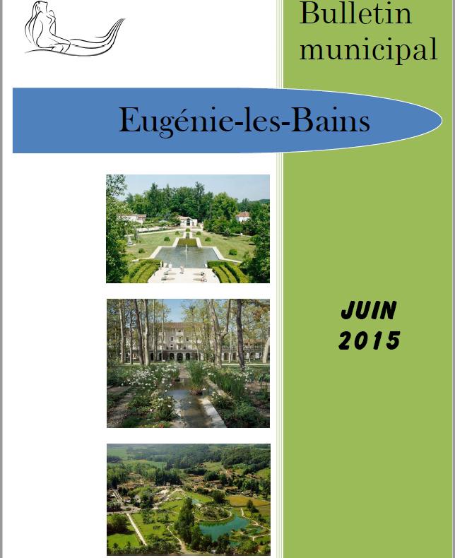 Edition JUIN 2015