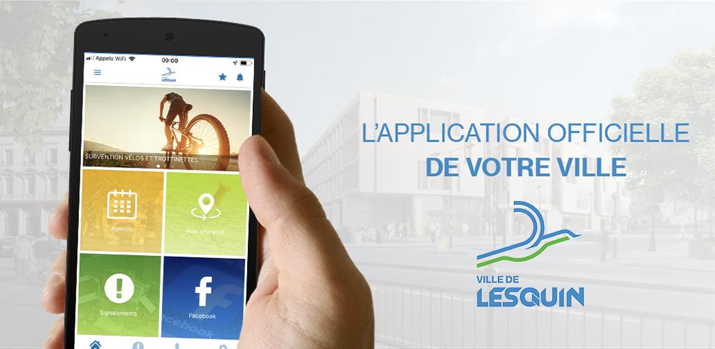 Application «Lesquin»