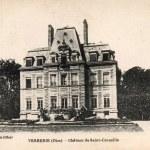 Château de Saint Corneille