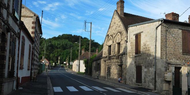 Hôtel Saint-Jacques ou Le petit Cappy