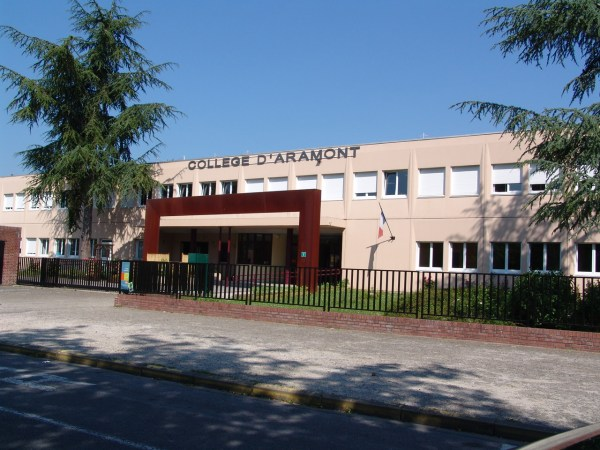 Collège d'Aramont Verberie