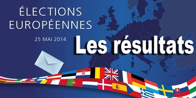 Résultat des élections européennes à Verberie