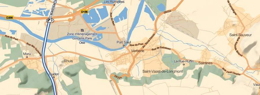 Verberie : une ville où il fait bon vivre