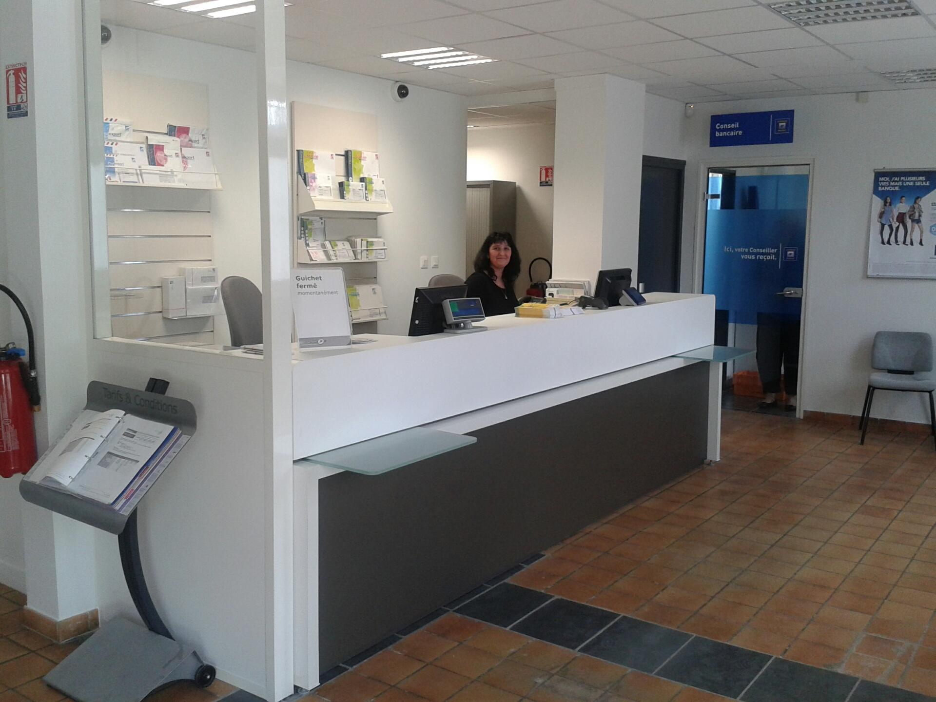 Le bureau de poste est réouvert u mairie de verberie
