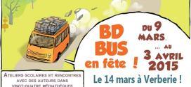 Le BD Bus sera le 14 mars à Verberie !