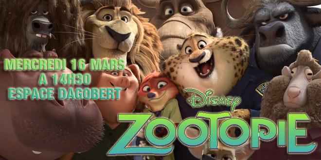 Zootopie : un film hilarant pour petits et grands !