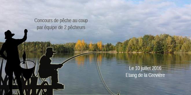 Le 10 juillet, étang de la grévière à Verberie, pêche au coup par coup !