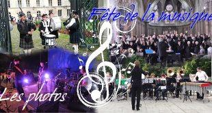 Les photos et les films de la fête de la musique sont sur le site !