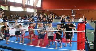 """La journée """"portes ouvertes"""" du Boxing Club : un succès !"""