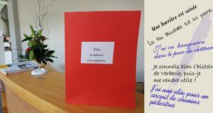 Une question ? Une remarque ? Une suggestion ? Le cahier de doléances est à votre disposition.