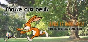 Chasse aux oeufs @ Parc du château d'Aramont | Verberie | Hauts-de-France | France