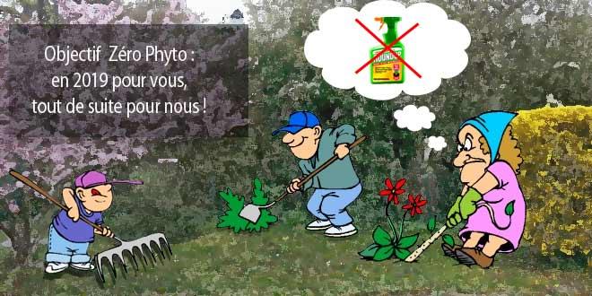Adieu herbicide, fongicide et pesticide, vive la binette !