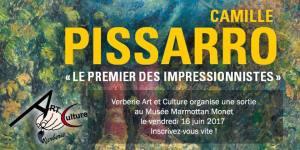 Sortie exposition Pissarro @ Musée Marmottan Monet | Paris | Île-de-France | France