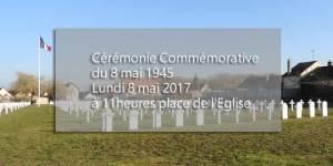 Commémoration du 8 mai 1945 @ Monuments aux morts et nécropole nationale | Verberie | Hauts-de-France | France