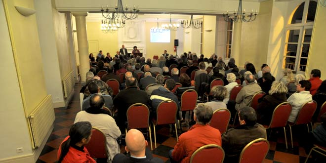 Venez participer à la réunion publique annuelle et vous informer sur les projets réalisés et à venir de la commune.