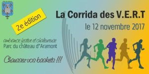 La corrida des V.E.R.T @ Parc du château d'Aramont | Verberie | Hauts-de-France | France