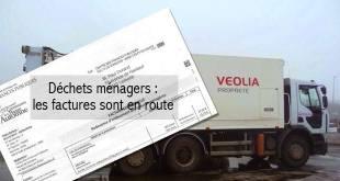 Les factures de la collecte des déchets ménagers vont arriver dans votre boite aux lettres