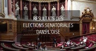 Résultats des élections sénatoriales dans l'Oise