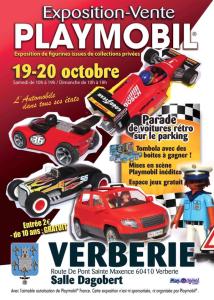 Exposition - Vente Playmobil @ Espace Dagobert - Verberie